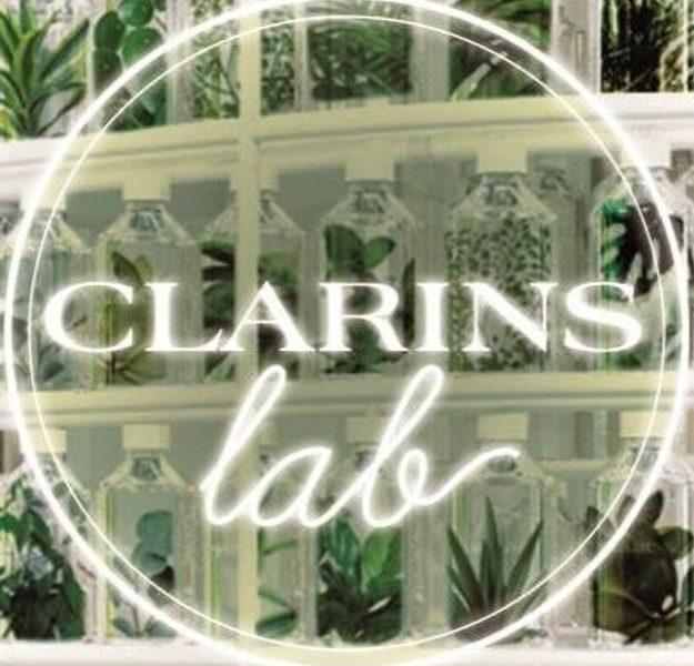 ELLEBeautySpot Clarins Lab un premier pop up store inedit