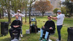 coiffeur barbier ephemere
