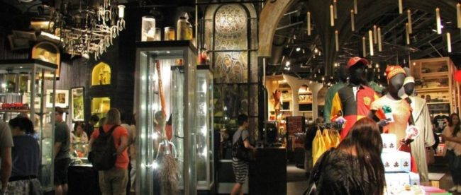 HARRY POTTER BOUTIQUE 1