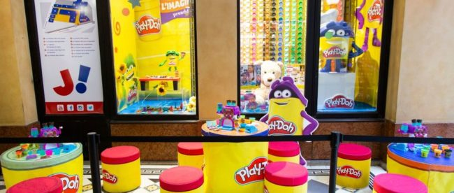 pop up play doh