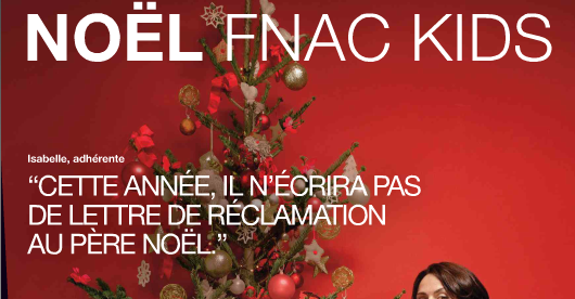 pop up store fnac kids