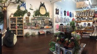 pop up store ghibli